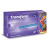 Aurelia Transform TransBlue Nitrile Gloves X-Small