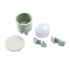 Vacuum Canisters Kit - include Vacuum Canister & Brakers Gray