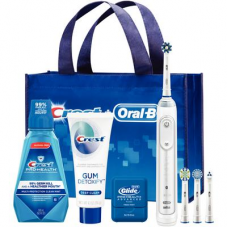 Oral-B Genius Power Toothbrush Gingivitis Bundle