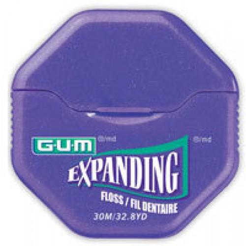 GUM Floss Expanding 33yd MidSize